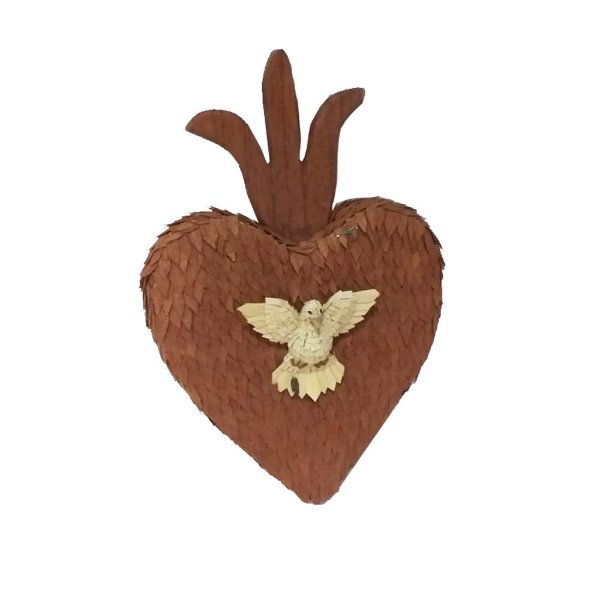 Coração Divino Talhado - MG