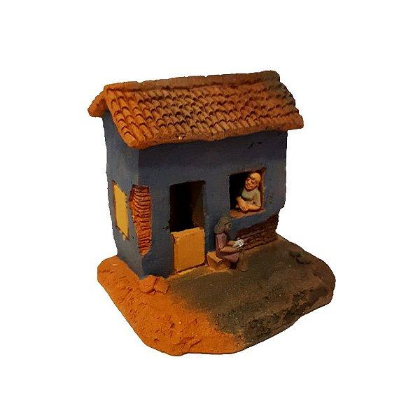 Miniatura em Cerâmica do Cláudio - AL