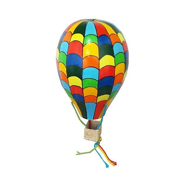 Balão Colorido em Cabaça M1 - Eloisa SP