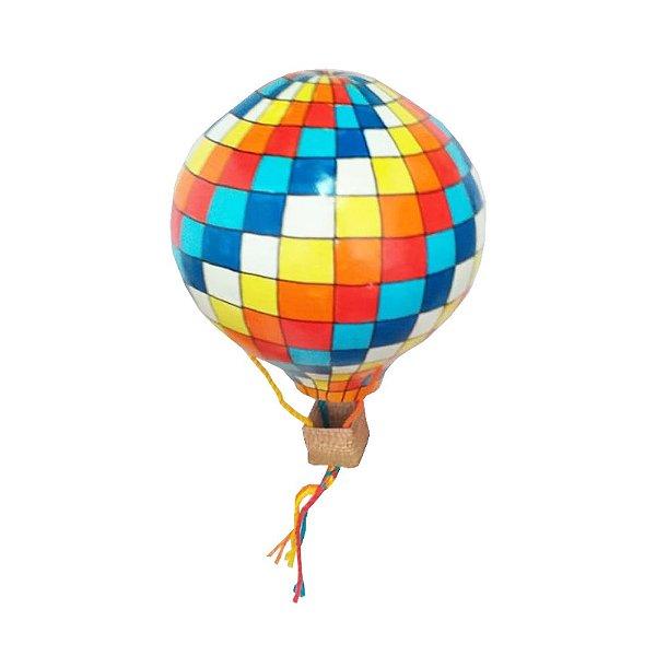 Balão Colorido em Cabaça G1 - Eloisa SP