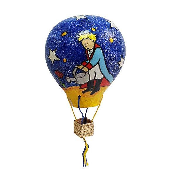 Balão Colorido em Cabaça Pequeno Príncipe M - SP