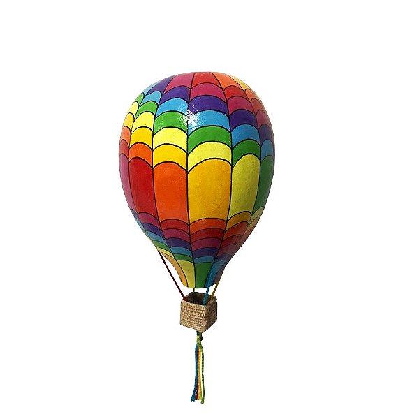 Balão Colorido em Cabaça G3 - Eloisa SP