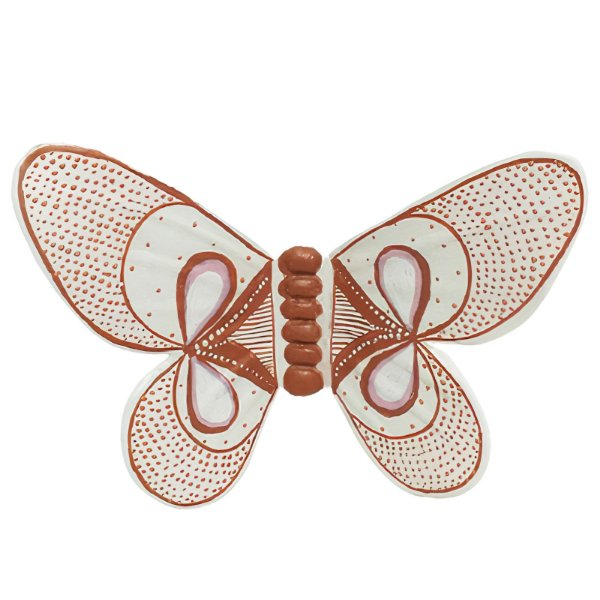 Borboleta de Parede M - Roberta  - Vale do Jequitinhonha - MG