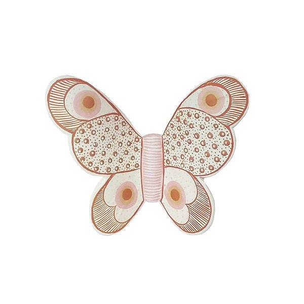 Borboleta de Parede G - Roberta  - Vale do Jequitinhonha - MG