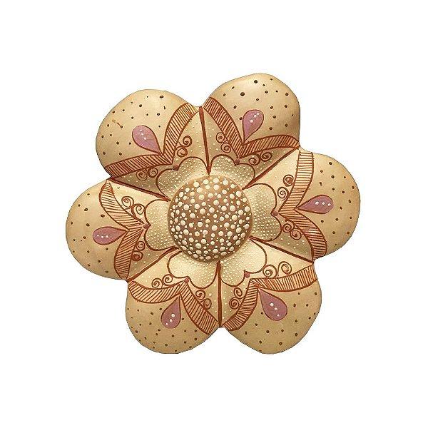 Flor de Parede 20 Cm - Vale do Jequitinhonha - MG