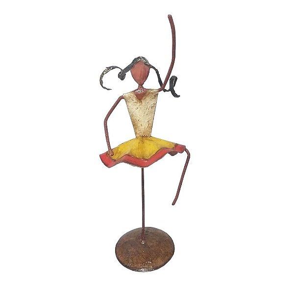 Escultura Bailarina Patrícia Barros - PE