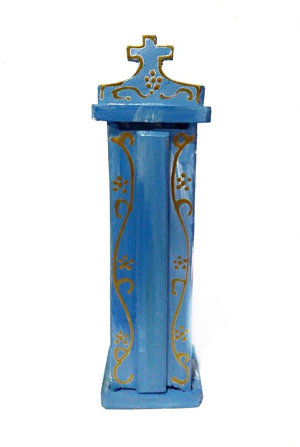 Oratório Madeira Azul PP - PB