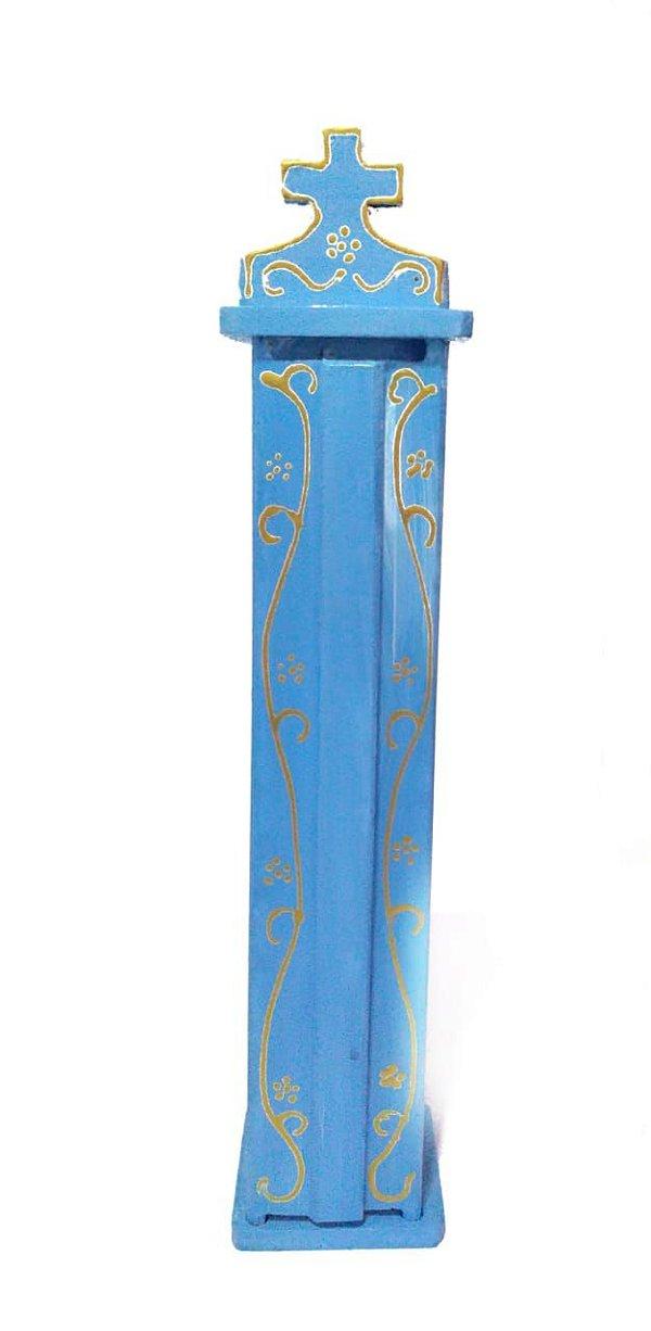 Oratório Madeira Azul P - PB