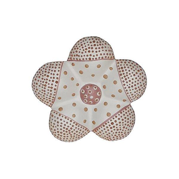 Flor de Parede 10 Cm - Vale do Jequitinhonha - MG