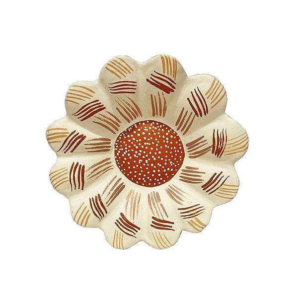 Flor de Parede 18 Cm - Vale do Jequitinhonha - MG