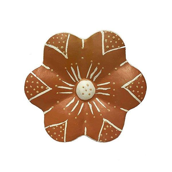 Flor de Parede 15 Cm - Vale do Jequitinhonha - MG
