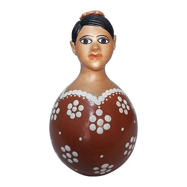 Boneca Maria Tereza M - Vale do Jequitinhonha - MG