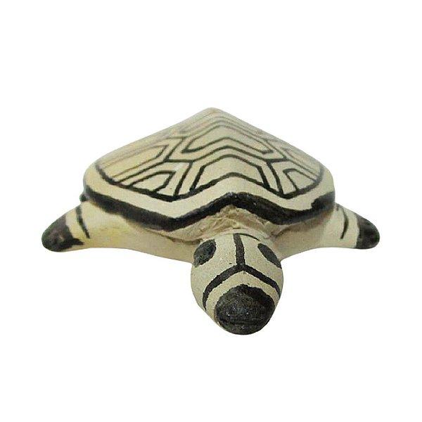 Miniatura Tartaruga Etnia Karajá - TO