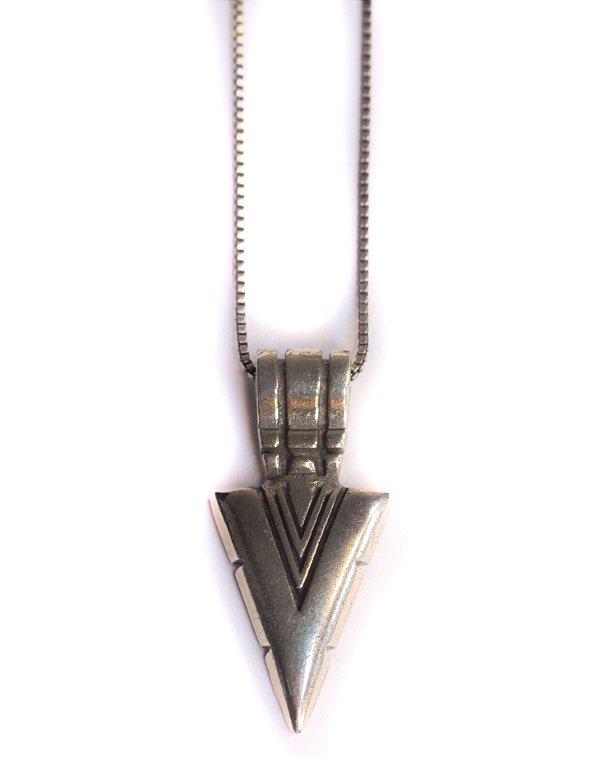 Colar bali seta longo prata 925