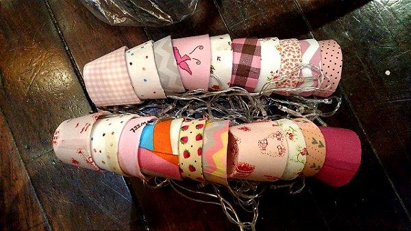 Pisca Decorativo Rosinha