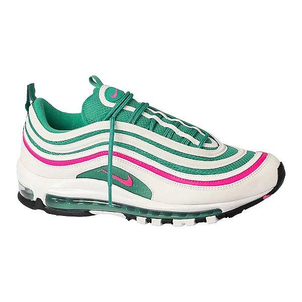 air max 97 verde e rosa