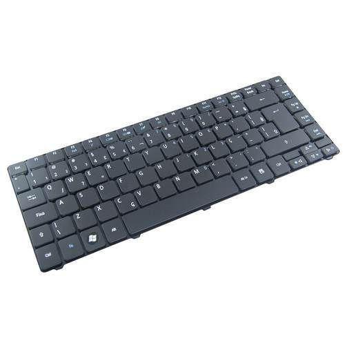 Teclado Notebook Acer Aezq1600110   Abnt2 com Ç