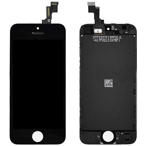 Display Tela Touch Modulo Apple Iphone 5S - Preto