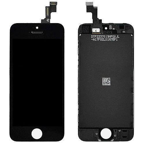 Display Tela Touch Modulo Apple Iphone 5S - Preto