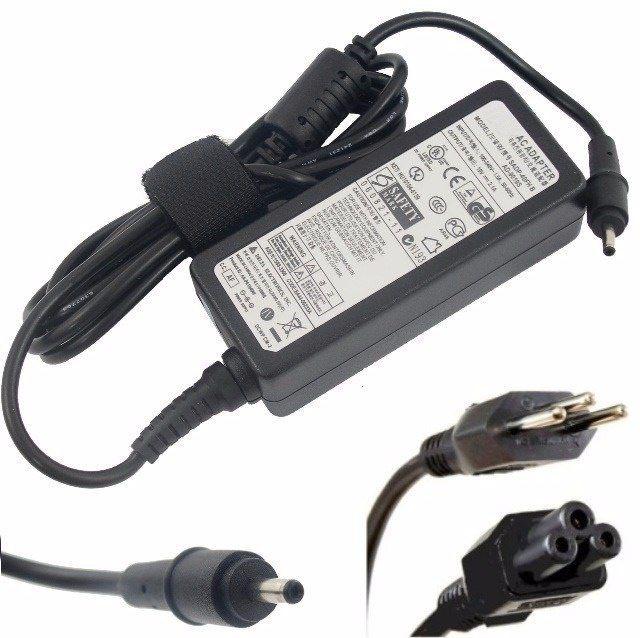 Fonte Compatível 19v 2.1a 40w P/ Ultrabook Samsung Séries