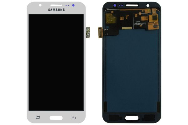 Tela Touch Frontal Display LCD Galaxy J5 J500 SM-J500M/DS Branco - Original