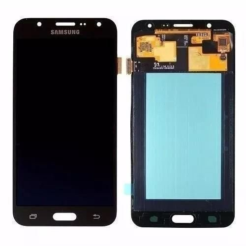 Tela Touch Display LCD Frontal Samsung Galaxy J7 J700 Preto - Original