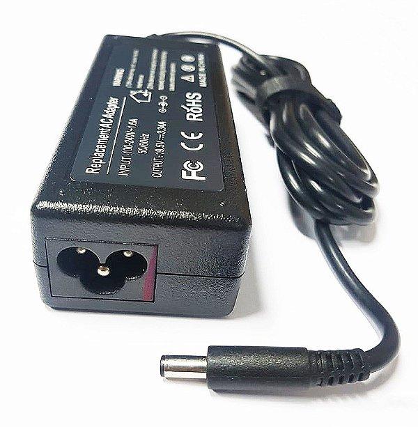 Fonte Carregador Compatível Ultrabook Dell XPS 12 19.5v 2.31a 45w