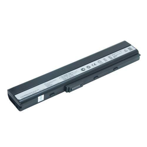 Bateria P/ Asus A32-k52 10.8v 4400mah 47wh A52ju-sx398v K52j
