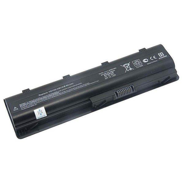 Bateria Compatível Hp Dv6-3000 Dv6-6000 Compaq Cq32 Cq72 Mu09 Nbp6a174