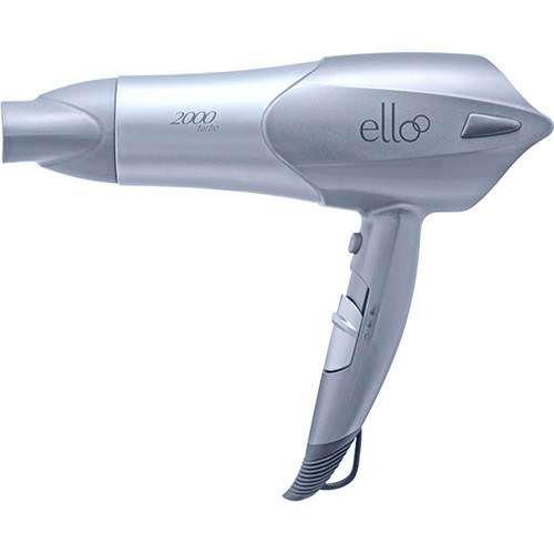 Secador de Cabelos Ello Hair Dryer 1800W/2000W Turbo
