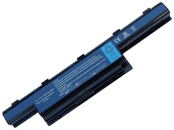 Bateria Compatível Notebook Acer 5733 4400mah (48Wh) 10.8V
