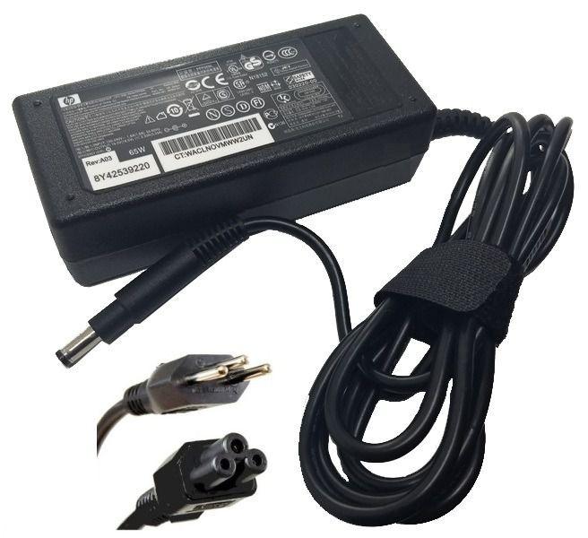 Fonte Notebook HP Compaq Cq50 19.5V 3.33A 65W   Original