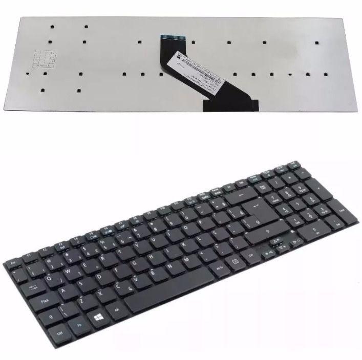 Teclado Acer E1-532 2674 E1-570 E1-572 Padrão Abnt2 Com Ç