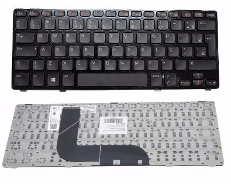 Teclado Compatível Dell Inspiron Ultrabook 13z 14z 5423 3360 V3360