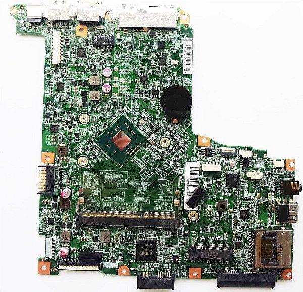 Placa Mãe Notebook Positivo Stilo Xr5440 Xr3500 Xri3150