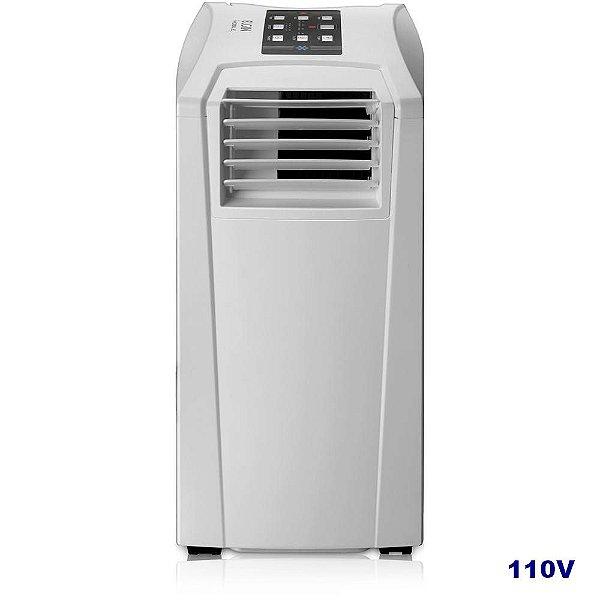 Ar Condicionado Portátil ELGIN 9.000 BTUs Quente/Frio com Controle Remoto - MAF90001QF - 110V