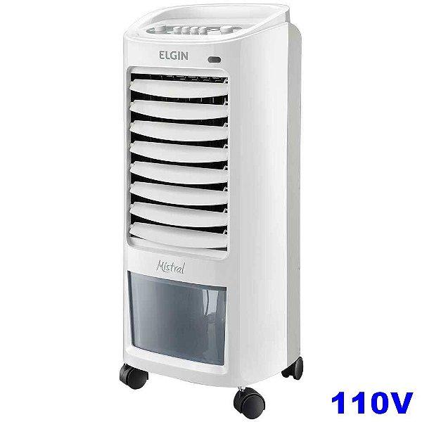 Climatizador De Ar Elgin Mistral Frio C/ 3 Velocidades 7L Ventilador 65w - 110V