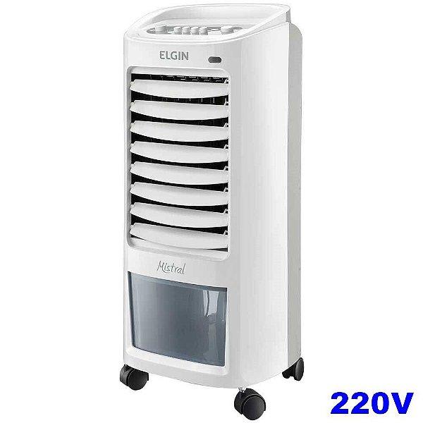 Climatizador De Ar Elgin Mistral Frio C/ 3 Velocidades 7L Ventilador 65w - 220V