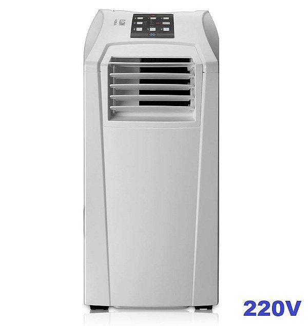 Ar Condicionado Portátil ELGIN 9.000 BTUs Quente/Frio com Controle Remoto - 220V