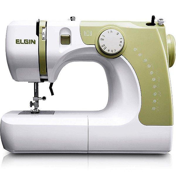 Máquina de Costura Elgin Supéria JX2050 - 110V