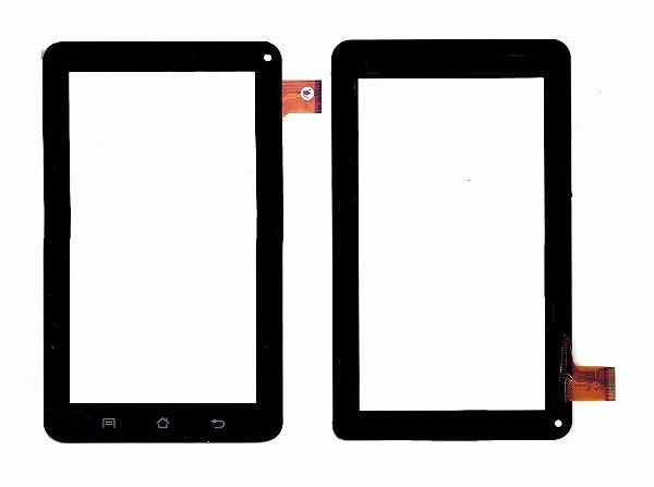 Tela Touch Tablet Mondial Ntb 12g / Tb10 Tb11 Tb12 Tb13 Tb14