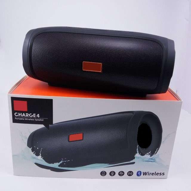 Caixa De Som Portable USB Wireless Bluetooth Speaker - Charge 4