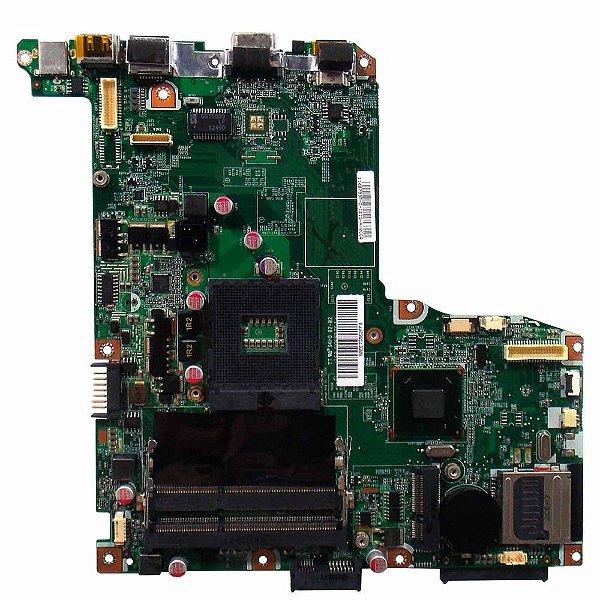 Placa Mãe Para Notebook Positivo Unique S2050 S8665 S8225 71r-a14hv6-t840 -av7