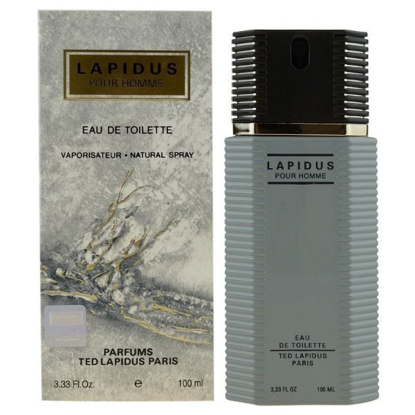 Lapidus Pour Homme Ted Lapidus - Perfume Masculino - Eau de Toilette - 100ml