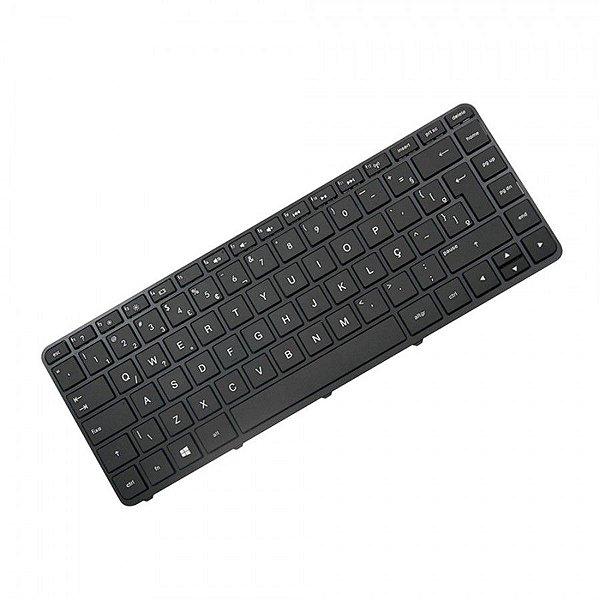 Teclado de Notebook HP 741062-201