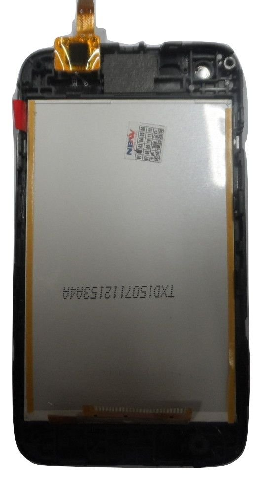 """Frontal Touch Display Alcatel One Touch Pixi 3.5"""" 4009 4009e"""