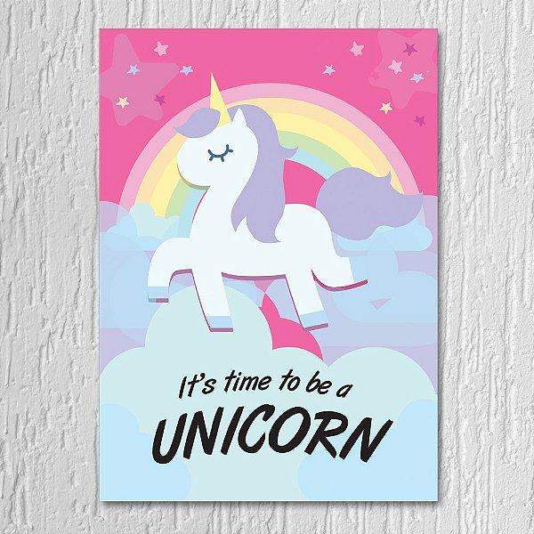 Quadro It's Time to be a Unicorn