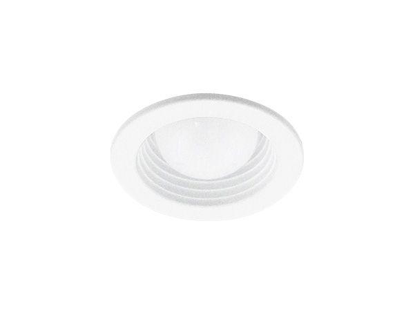 Luminária Redonda de Embutir 10cm
