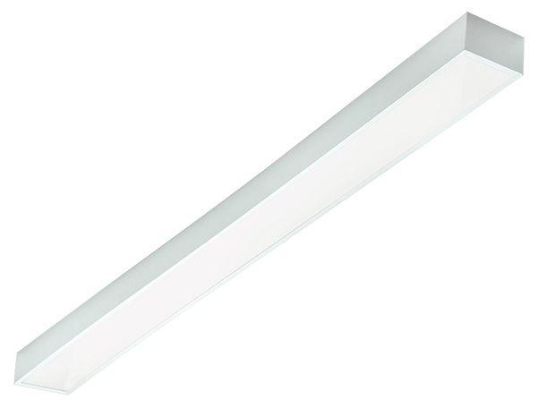 Luminária de Sobrepor Retangular 2xT8 120cm