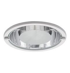 Luminária Circular Embutida 14cm E27/UN-4p/Un-2p